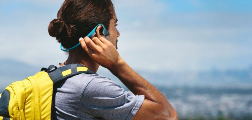 hear your bone conduction headphones