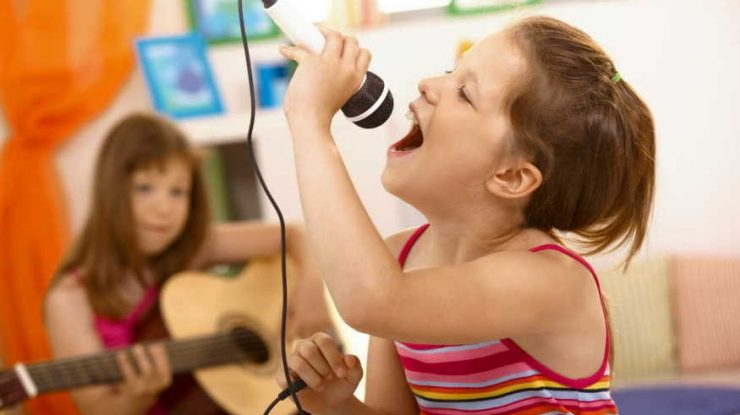 What age should kids start voice lessons?