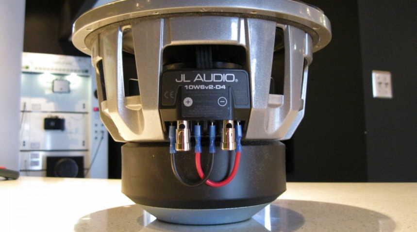 dual voice coil subwoofer